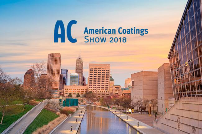 American Coatings Show - 2018 Edition!