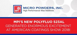 Introducing Polyfluo 523AL from Micro Powders Inc!